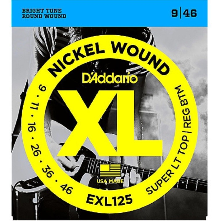 DADDARIO EXL125 ŽICE ZA EL. GIT.  9-46