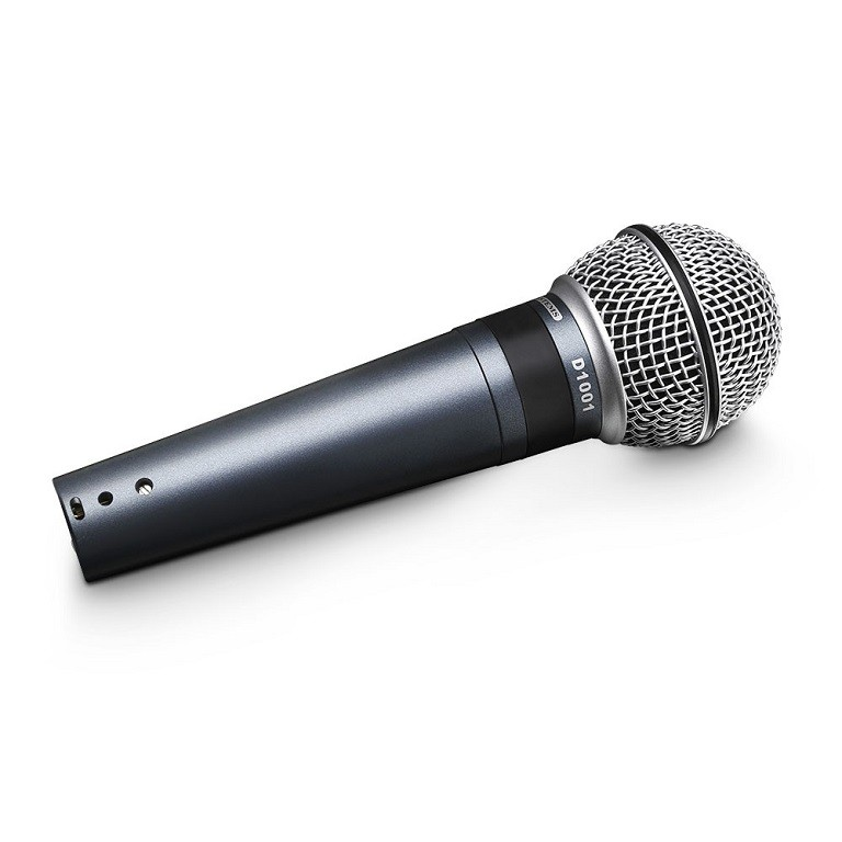 LD SYSTEMS D1001 DYNAMIC VOCAL MICROPHONE