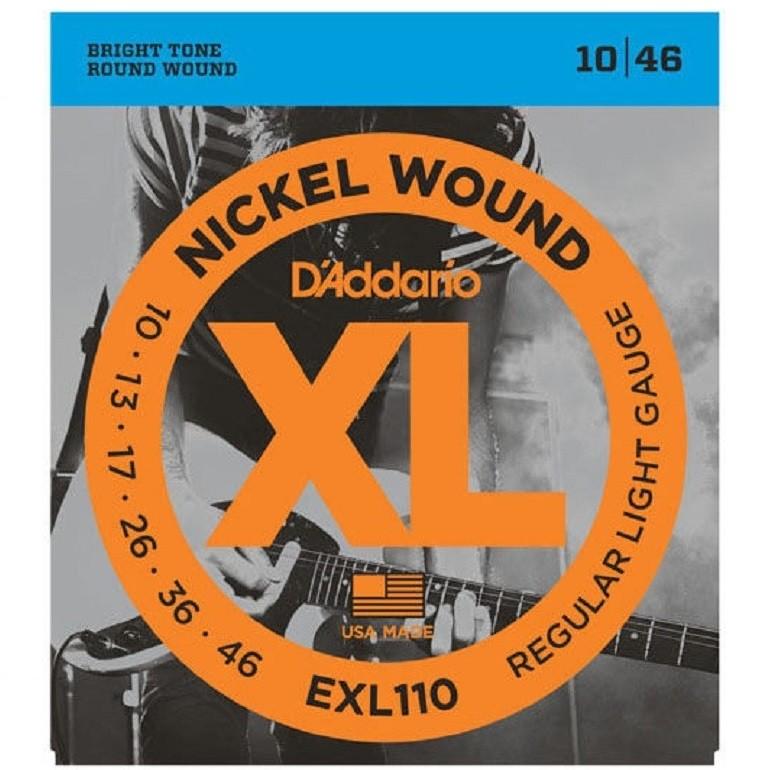DADDARIO EXL110 ŽICE ZA ELEKTRIČNU GITARU 10-46