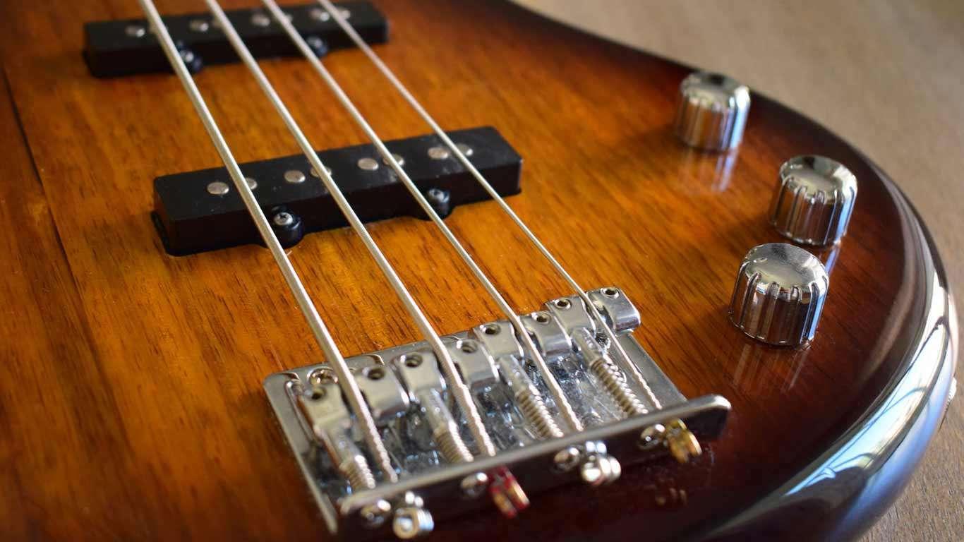 Bass gitare