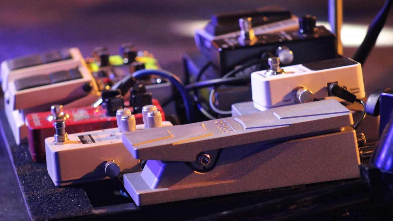 Modulacijske pedale