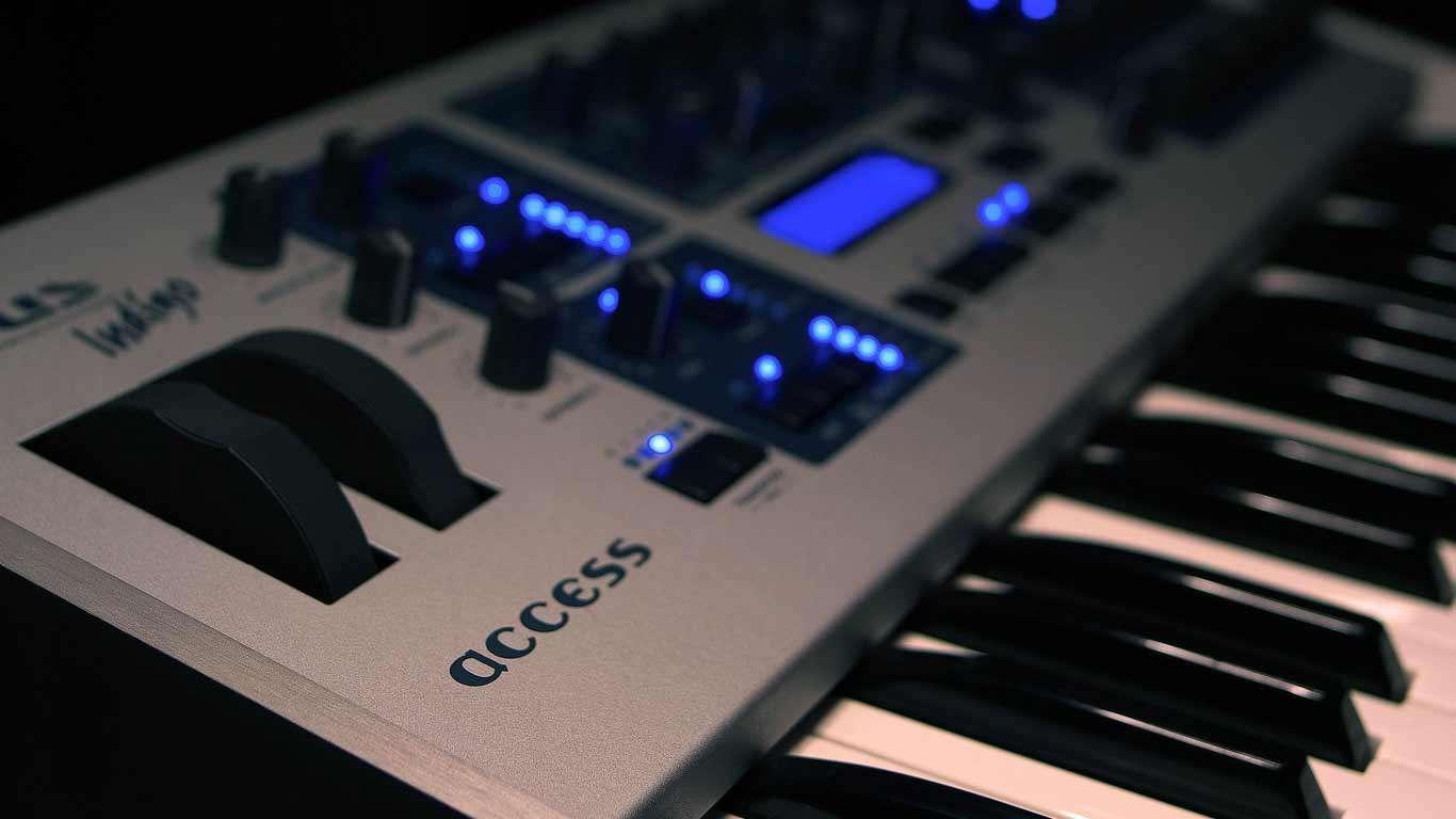 Elektronske klavijature