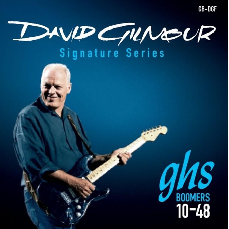 GHS GB-DGF ŽICE ZA ELEKTRIČNU GITARU DAVID GILMOUR  .010 - .048